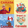 Canada Travel Posters