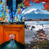 Japan Landmark Posters