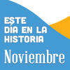 This Day in History - November - Spanish Version