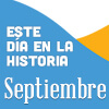 This Day in History - September - Spanish Version