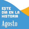 This Day in History - August - Spanish Version