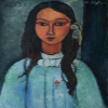Artist Impression - Amedeo Modigliani - Alice