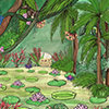 Find the Hidden Objects - Forest