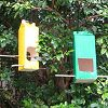 Recycled carton Bird Feeder