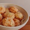 Brazilian Cheese Puffs (aka 'Pão de Queijo')
