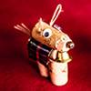Christmas Cork Reindeer