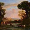 Artist Impression - Claude Lorrain - Pastoral Landscape