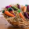 Easter Carrots Craft