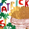 St. Patrick's Pot of Gold Poster