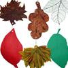 Winter Craft – Hanging Leaves