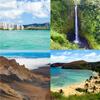 Hawaii Landmark Posters