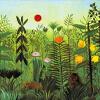 Artist Impression - Henri Rousseau - 02