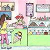Find The Hidden Objects - Ice Cream Parlour