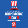4th of July - Independence Day Posters