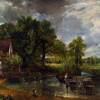 Artist Impression - John Constable - The Hay Wain