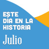 This Day in History - July - Spanish Version