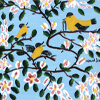 Artist Impression - Maud Lewis - Yellow Birds And Apple Blossoms