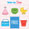 Mothers Day Bingo for Dementia Care