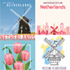 Netherlands Travel Posters