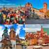 Poland Landmark Posters