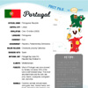 Portugal Fact File