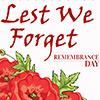 Remembrance Day Poster #2