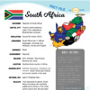 South Africa Fact File