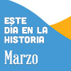 This Day in History - March - Spanish Version
