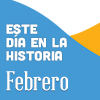 This Day in History - February - Spanish Version