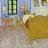 Artist Impression - Vincent Van Gogh - Bedroom In Arles