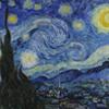 Artist Impression - Vincent Van Gogh - Starry Night