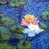 Artist Impression - Vincent Van Gogh - Water Lilies